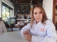 Ely Montoya, la  mujer aguerrida que va por Culiacán