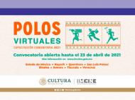 Publican convocatoria de Polos virtuales 2021