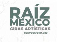 """Lanzan la convocatoria """"Raíz México: Giras Artísticas Sinaloa"""""""