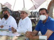 """Combate frontal a """"los moches"""" en la asignación de obra pública: Faustino Hernández"""