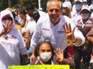 """""""Llegó el momento de comunidades y colonias de Ahome"""": Gerardo Vargas"""