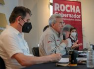 Nuestro gobierno será un aliado de los comerciantes: Rubén Rocha Moya