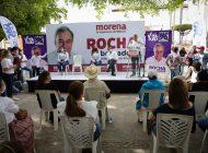 Pobreza en la sierra se abatirá con su riqueza natural: Rubén Rocha Moya