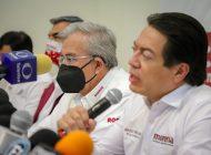 El pueblo pone los candidatos de Morena, no el narco: Mario Delgado