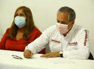 Ahome | Se unen fundadores, militantes y simpatizantes del PT con Gerardo Vargas