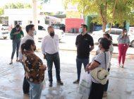 No dejaré que se atente contra las organizaciones civiles y las IAP: Sergio Esquer
