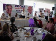 Tenemos voluntad para luchar la discriminación contra las mujeres: Rubén Rocha