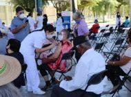 Sinaloa no ha presentado hechos graves a consecuencia de la vacuna: Salud