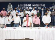 Presenta Rosa Elena Millán estrategia de inversión post Covid para Sinaloa