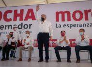 """Rocha Moya: """"Las primeras reuniones serán con los familiares de desaparecidos y desplazados"""""""