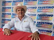 Faustino Hernández ofrece mejorar servicios públicos para elevar la calidad de vida