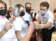 Mario Zamora se reúne con enfermeras para dialogar deficiencias del sector salud