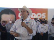 Si el presidente Andrés Manuel votara en Sinaloa, votara por mí: Mario Zamora