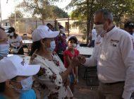 Ahome | Mayor bienestar para los pueblos indígenas: Gerardo Vargas Landeros