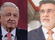 """AMLO habla sobre los dichos de Julio Scherer Ibarra de """"tapar la boca a los reporteros"""""""