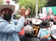 Félix Salgado respetará decisión de Tribunal Electoral sobre su candidatura