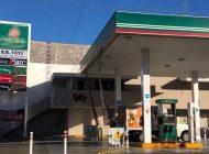 Gasolina llega hasta 25.50 pesos, en Culiacán. Profeco promete poner orden