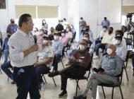 Salud, economía y educación, los principales ejes que plantea Mario Zamora
