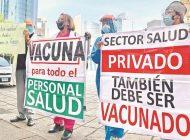 Presidente cuestiona si es justo y moral vacunarse con un amparo