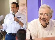 Mario Zamora y Rubén Rocha Moya en empate técnico: El Financiero