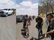 Enfrentamiento entre CJNG y Cártel de Sinaloa causó terror en Teocaltiche