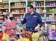 Mario Zamora dará continuidad a remodelación del mercado Pino Suárez