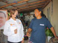 Las comunidades requieren obra pública y servicios de calidad: Ely Montoya