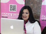 'Seré la Gobernadora que gestione un Sinaloa próspero e incluyente': Rosa Elena Millán