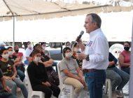 Los programas sociales no se pueden quitar, Morena sigue manipulando: Sergio Esquer