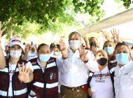 Sociedad y gobierno trabajaremos por un Ahome más parejo: Vargas Landeros