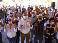 Gerardo Vargas Landeros comprometido con el bienestar de las sindicaturas de Ahome