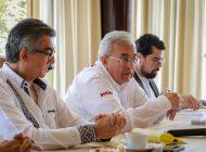 Consejo Estatal de Seguridad Pública se fortalecerá y contará con recursos: Rocha Moya
