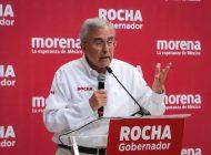 Presenta Rubén Rocha Moya propuestas de gobierno para transformar a Sinaloa