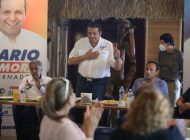 La agenda ambiental, será prioridad: Mario Zamora