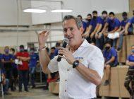 Hay que salir a votar por quienes tengan honor y palabra: Héctor Orrantia Coppel