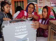 Durante proceso electoral han sido asesinadas 21 candidatas