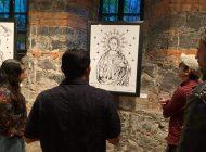 Ciudad de México | Artista duranguense realiza exposición de gráfica