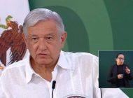 AMLO descartó 'medidas autoritarias' por tercera ola en México