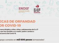 DIF Sinaloa apoyará en trámite para becas de orfandad por covid-19