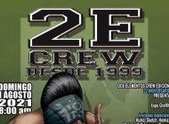 Celebrarán 22 años de 2E Crew, colectivo de hip hop de Gómez Palacios