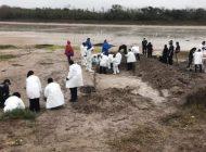 Tamaulipas | Descubren un campo repleto de fosas clandestinas