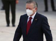 Arturo Zaldívar declara que quien niege corrupción en tribunales, miente