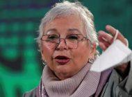Morena eligió a Sánchez Cordero como candidata a encabezar mesa directiva del Senado