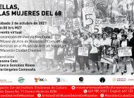 Presentarán libro sobre mujeres que participaron en movimiento del 68